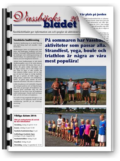 Vassbäcksbladet 2014
