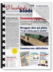 Vassbäcksbladet 2015.