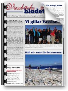 Vassbäcksbladet 2013